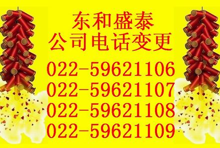 天津市东和盛泰化工商贸有限公司