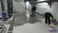 万博官网手机版网页版登录某车库地面起砂处理