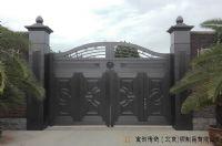 选高档铜门 就在宝创传奇铜门 设计生产专家