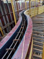 天津滨海新区圆柱模厂家,租赁生产圆模板,弧形模板,异型模板,桥梁模板
