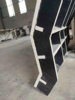天津防撞墙模板,弧形模板,定型模板,异型模板,水池子模板