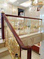 厂家直销 铜楼梯 铝楼梯 雕花楼梯